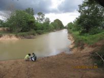 Field work in the northeast of Thailand