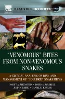 "Scott A. Weinstein, David A. Warrell, Julian White, Daniel E. Keyler. ""Venomous"" Bites from Non-Venomous Snakes: A Critical Analysis of Risk and Management of ""Colubrid"" Snake Bites. Burlington, USA, Elsevier, 2011 (in press)"