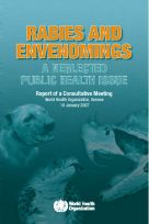 Rabies and Envenomings A Neglected Public Health Issue Report of a Consultative Meeting WHO Geneva 10 January 2007